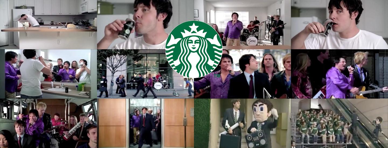 Stars der Werbung: Starbucks